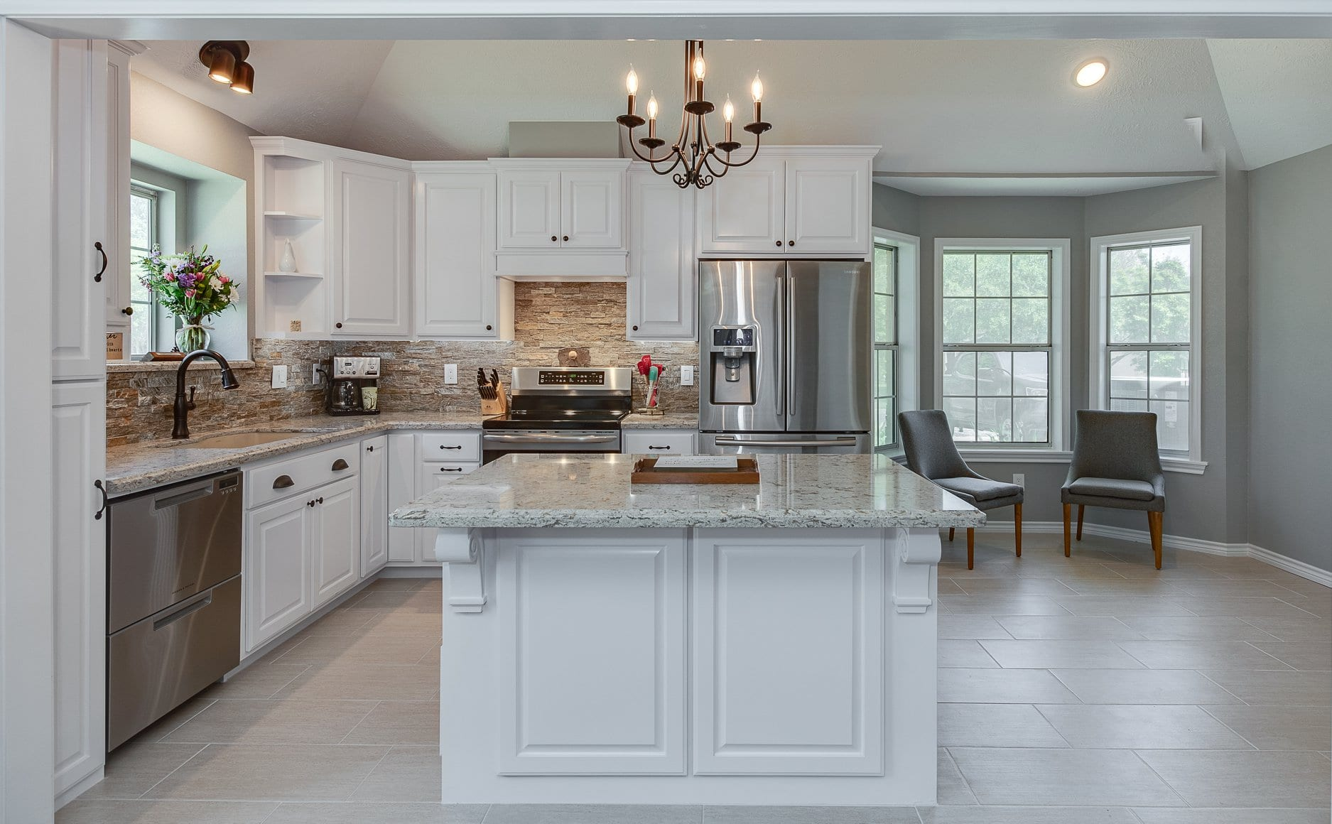 Kitchen Remodeling | 5 Things To Do