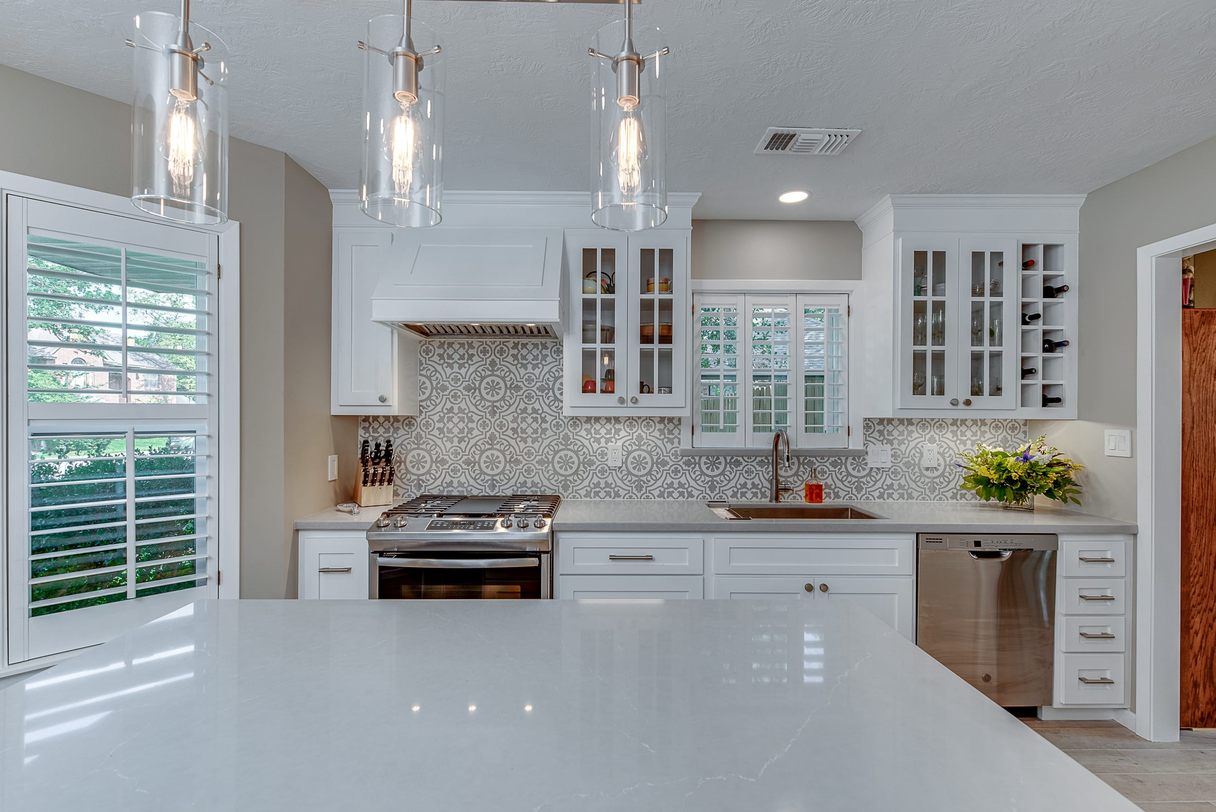 Stunning Kitchen Renovation In Bryan Texas Stearns Design Build College Station Remodeling